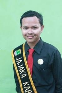 Finalis Pasanggiri Mojang Jajaka Karawang (MOKA) 2011 - Abdul Fikar