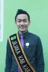 Finalis Pasanggiri Mojang Jajaka Karawang (MOKA) 2011 - Andrew