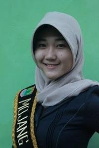 Finalis Pasanggiri Mojang Jajaka Karawang (MOKA) 2011 - Aqmarina