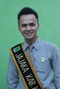 Finalis Pasanggiri Mojang Jajaka Karawang (MOKA) 2011 - Nupriyanto