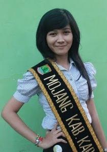 Finalis Pasanggiri Mojang Jajaka Karawang (MOKA) 2011 - Risya